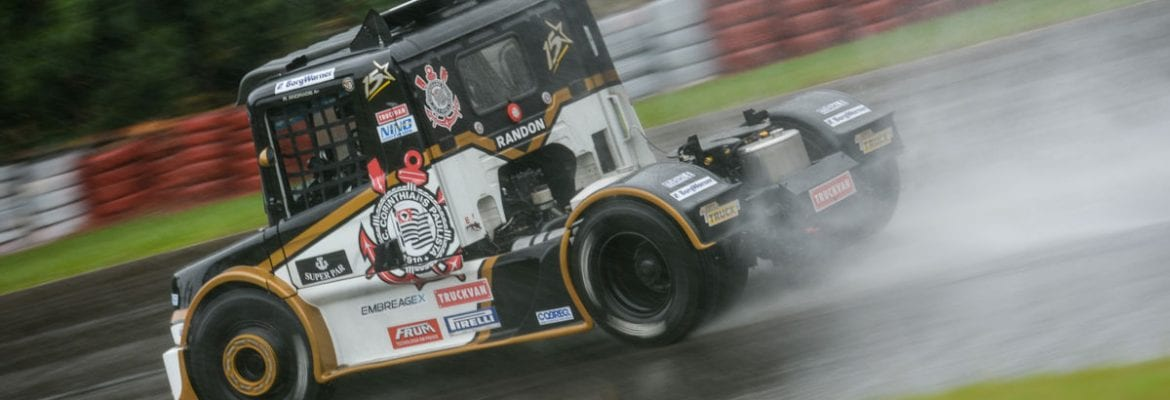 Roberval Andrade (Corinthians) - Copa Truck