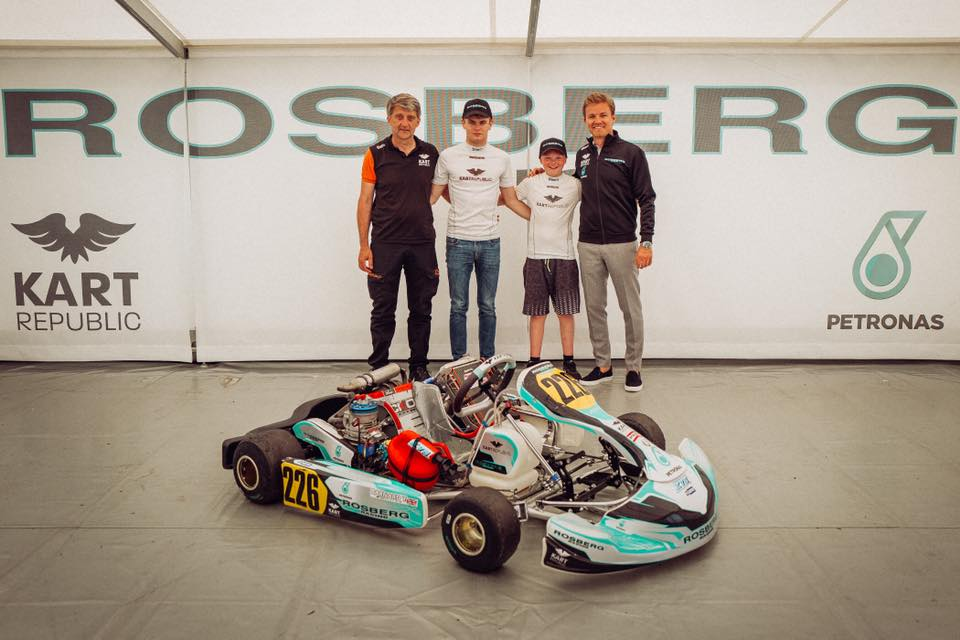 Rosberg Young Driver Academy