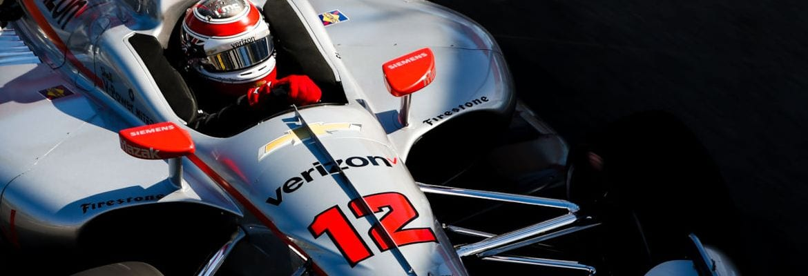 Will Power (Penske) - Alabama - Barber -IndyCar