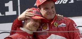Michael Schumacher - Rubens Barrichello