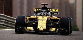 Nico Hulkenberg (Renault) - GP da China