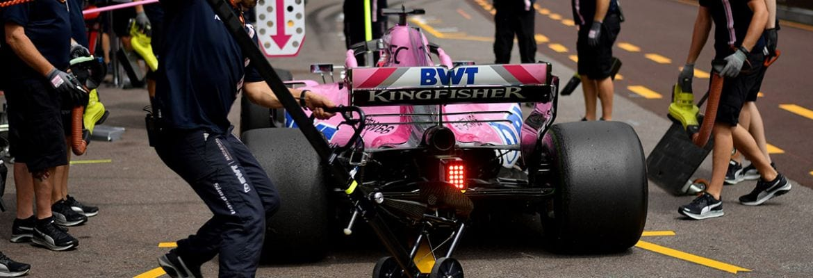 Force India - Sergio Pérez