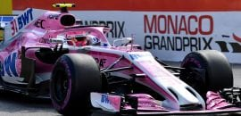 Force India - Esteban Ocon