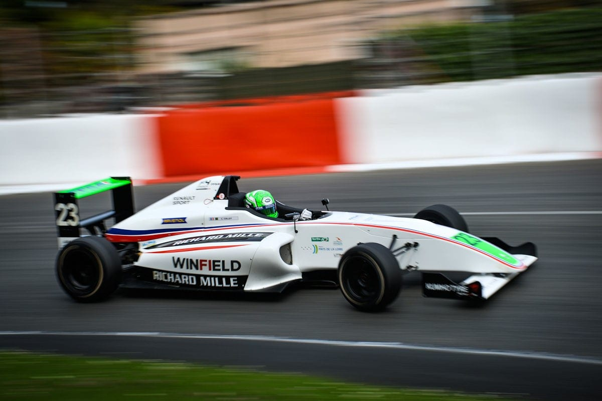 Caio Collet - F4 Francesa