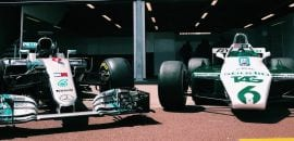 Williams FW08 - Mercedes W07