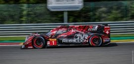 Rebellion - Senna - WEC Spa