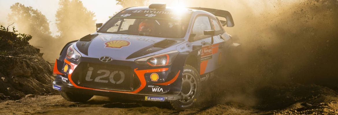 Thierry Neuville (Hyundai) - Rally de Portugal