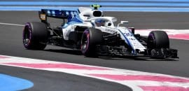 Sergey Sirotkin (Williams) - GP da França