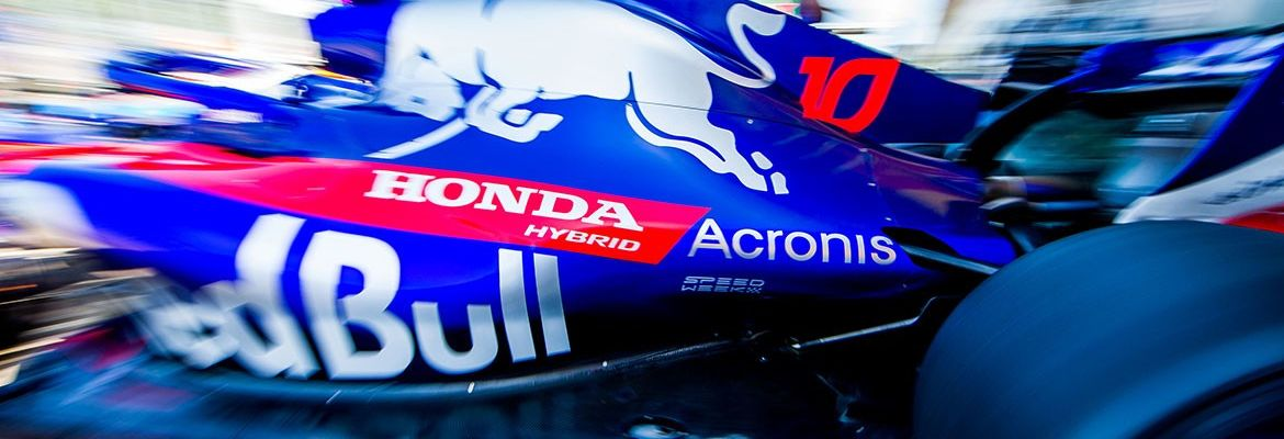 Pierre Gasly - Toro Rosso