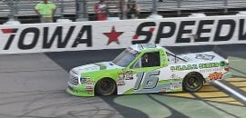 Brett Moffitt - NASCAR Camping World Truck Series