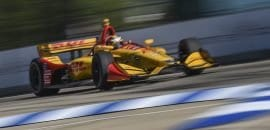 Ryan Hunter-Reay / IndyCar