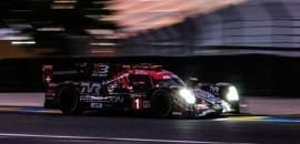 Bruno Senna (Rebellion) - Le Mans