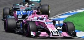 Sergio Perez (Force India) - GP da Alemanha