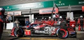 Bruno Senna (WEC) - Rebellion