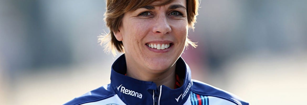 Claire Williams (Williams)