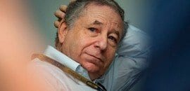 Jean Todt (FIA) - GP do Bahrain