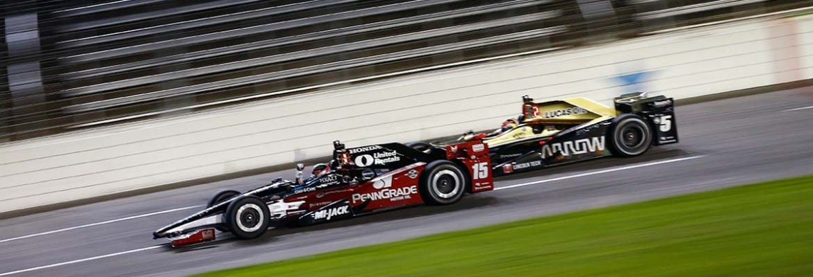 Graham Rahal (Rahal Letterman) - Texas