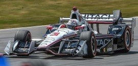 Helio Castroneves (Penske) - Mid-Ohio