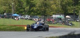Matheus Leis (Indy Lights) - Mid Ohio