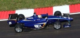 Matheus Leist (Indy Lights) - Gateway