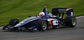 Matheus Leist - Indy Lights