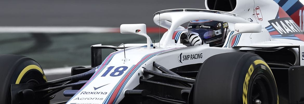 Lance Stroll - Williams - Barcelona