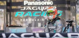 Nelson Piquet Jr - Jaguar - Chile