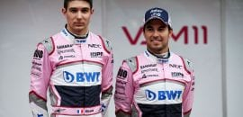 Esteban Ocon e Sergio Perez - Force India