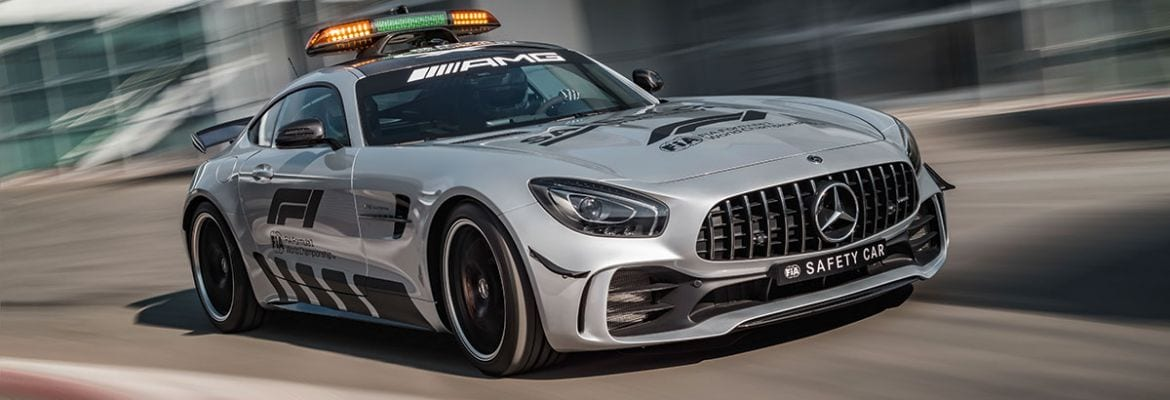 Mercedes-AMG GT R - Safety Car F1