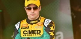 Felipe Massa (Cimed) - Stock Car - Interlagos