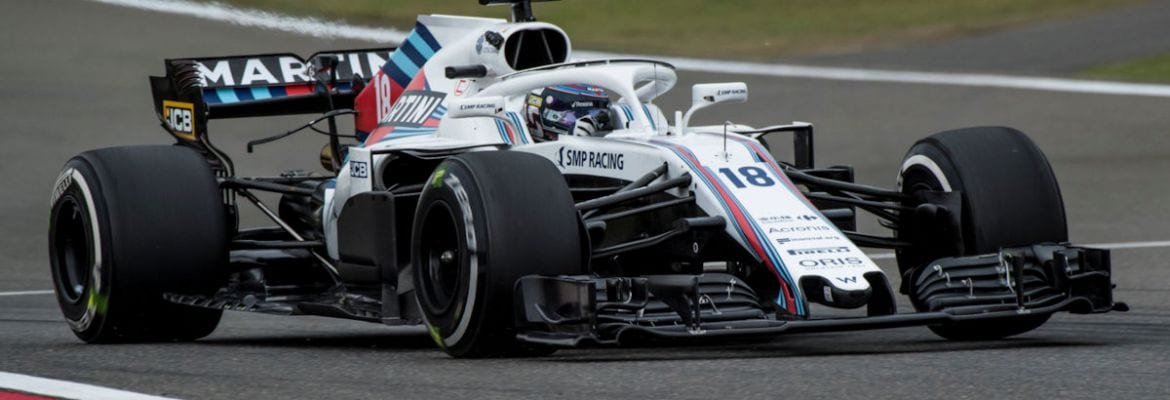 Lance Stroll - Williams - China