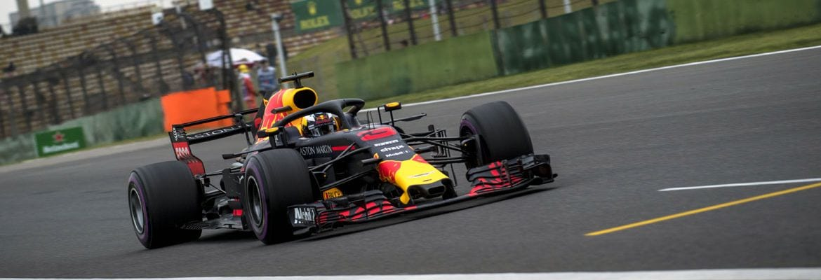 Daniel Ricciardo (Red Bull) - GP da China F1