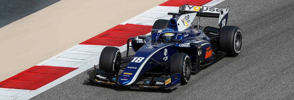 Sergio Sette Câmara (Carlin) - GP do Bahrain