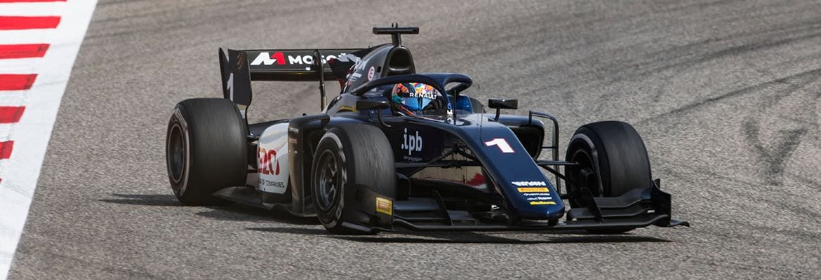 Artem Markelov (Russian Time) - GP do Bahrain