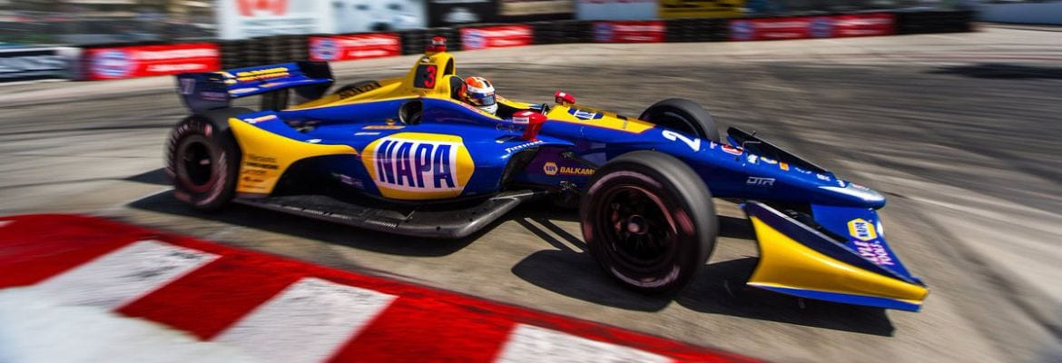 Alexander Rossi - Long Beach