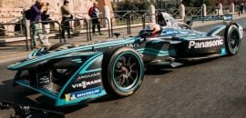 Nelson Piquet Jr - Panasonic Jaguar Racing