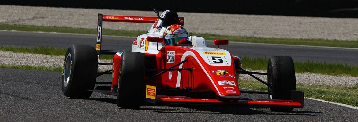 Gianluca Petecof (Prema) - F-4 Italiana