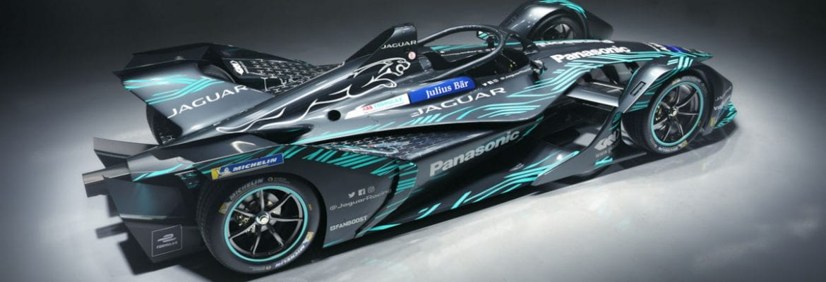 Panasonic Jaguar Racing I-Type 3