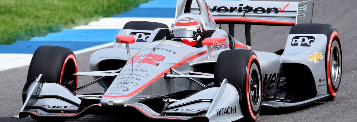Will Power (Penske) - GP de Indianápolis IIndyCar