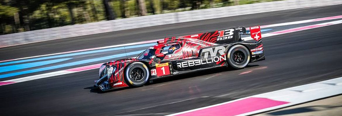 Bruno Senna (Rebellion) - WEC