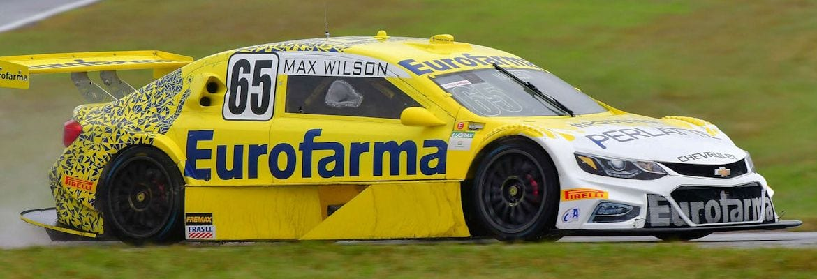 Max Wilson - Stock Car - Santa Cruz do Sul