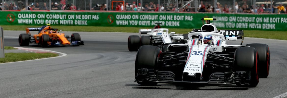 Sergey Sirotkin (Williams) - GP do Canadá
