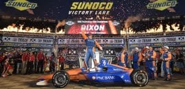 Scott Dixon - IndyCar - Texas
