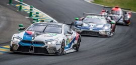 Augusto Farfus (BMW) - Le Mans