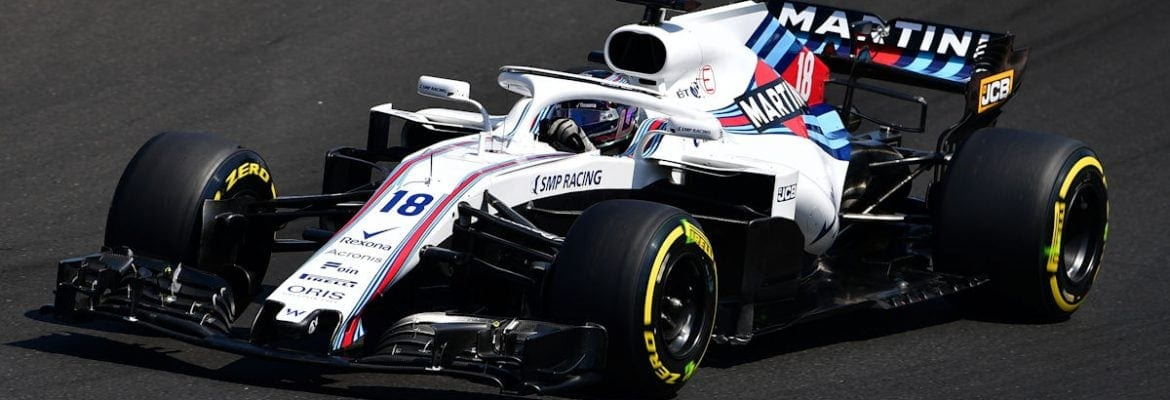 Lance Stroll (Williams) - GP da Hungria de F1 2018