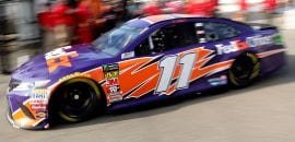 Denny Hamlin - Monster Energy NASCAR Cup Series Consmers Energy 400