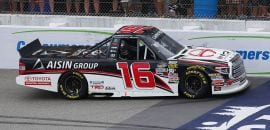 Brett Moffitt - NASCAR Camping World Truck Series Corrigan Oil 200