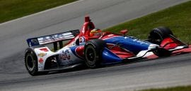 Matheus Leist - IndyCar