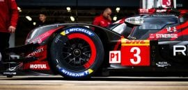 Rebellion #3 - WEC - 6 Horas de Silverstone