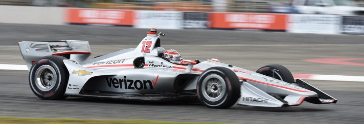 Will Power (Penske) - IndyCar - Portland